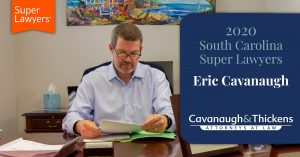 Columbia Truck Accident Lawyer, Eric Cavanaugh